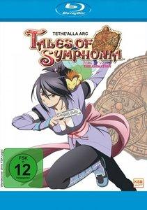 Tales of Symphonia - Tethe'alla Arc - 4 OVAs