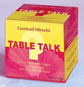 Hirschi, G: Table Talk