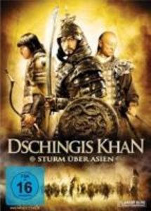 Dschingis Khan - Sturm über Asien
