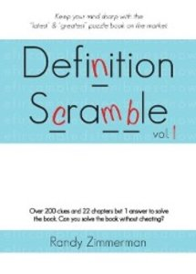 Definition Scramble Volume 1