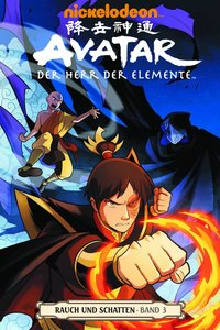 Avatar: Der Herr der Elemente Comicband 13