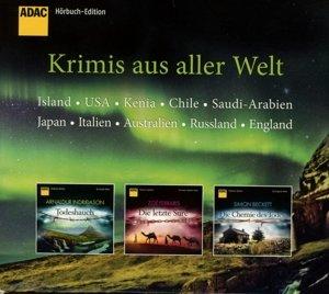 ADAC Hörbuch-Edition Box