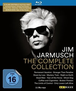 Jim Jarmusch - The Complete Movie Collection