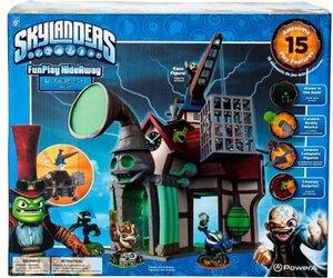 Skylanders - FunPlay HideAway Dr. Krankcases Lair, Spielhaus