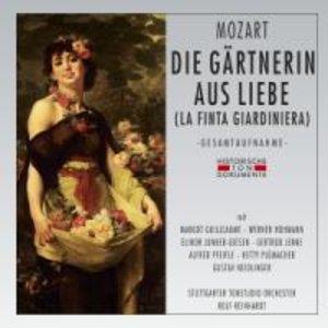Die Gärtnerin Aus Liebe (La Finta Giardiniera)
