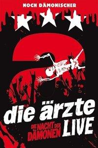 Live-Die Nacht Der Dämonen (Blu-Ray Deluxe Edt.)