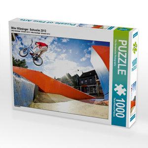 Mike Würzinger Schwelm 2012 1000 Teile Puzzle quer
