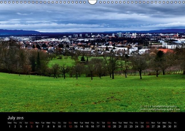 Schoenberg (Wall Calendar 2015 DIN A3 Landscape) - zum Schließen ins Bild klicken