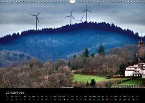 Schoenberg (Wall Calendar 2015 DIN A3 Landscape)