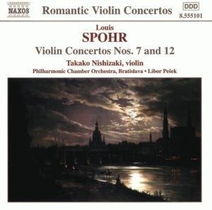 Violinkonzerte 7+12