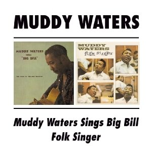 Muddy Waters Sings Big Bill/Folk Singer