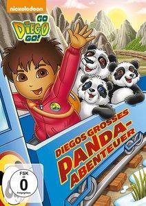 Go Diego Go!: Diegos großes Panda Abenteuer