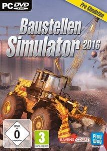 Pro Simulation: Baustellen-Simulator 2016