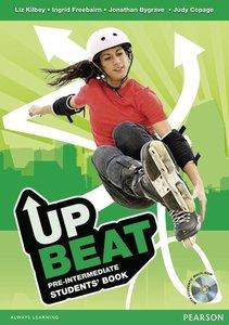 Upbeat Pre-Intermediate Students' Book & Students' Multi-ROM Pac