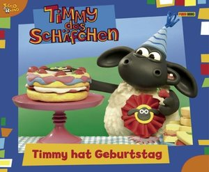 Timmy das Schäfchen. Geschichtenbuch 04