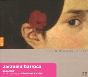 Arias De Zarzuela Barroca
