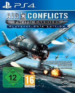 Air Conflicts: Pacific Carriers - PlayStation 4 Edition