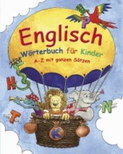 Englisch Wörterbuch für Kinder