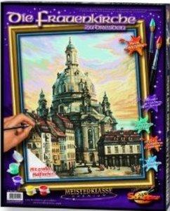 Schipper 609350544 - Frauenkirche zu Dresden, MNZ, Malen nach Za