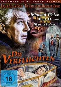 Die Verfluchten (The Fall of the House of Usher) - Special Editi
