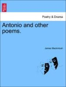 Antonio and other poems.