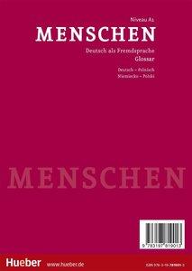 Menschen A1. Glossar Deutsch-Polnisch