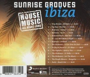 Sunrise Grooves: Ibiza