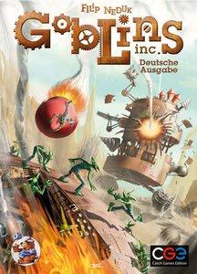 Heidelberger Spieleverlag CZ024 - Goblins Inc.