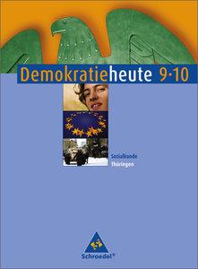 Demokratie heute 9/10. Schülerband. Thüringen