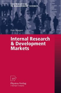 Internal Research & Development Markets