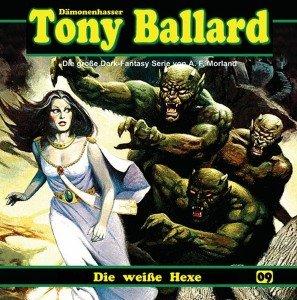 Tony Ballard 9-Die Weiße Hexe