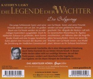 Die Legende Der Wächter 4.Die Belagerung