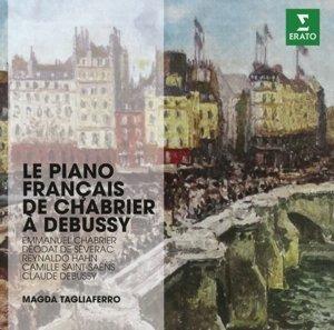 Le Piano Francais De Chabrier ? Debussy