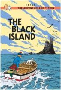 The Adventures of Tintin. The Black Island
