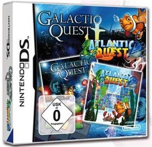 Atlantic Quest + Galactic Quest