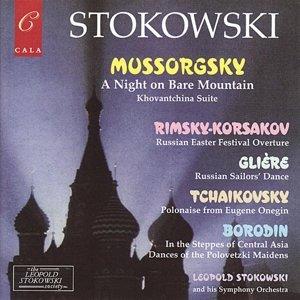 Stokowski/Russian Spectacular