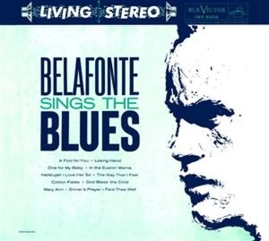 Belafonte Sings The Blues 24K-Gold-CD
