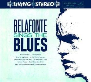 Belafonte Sings The Blues 24K-Gold-CD
