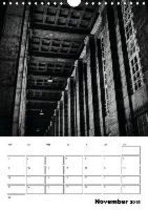 City Noir Collection (Wall Calendar 2015 DIN A4 Portrait)