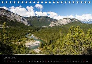 Oh Canada... 2016 (Tischkalender 2016 DIN A5 quer)