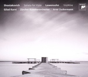 Shostakovich / Lewensohn - Works for Viola and Chamber Orchestra