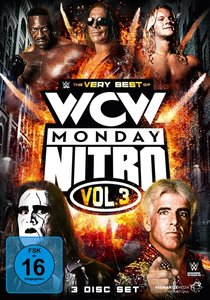 The Very Best Of WCW Nitro Vol.3