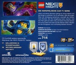 Lego Nexo Knights Hörspiel Folge 9
