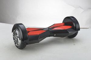 eWave Scooter schwarz / rot
