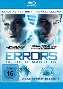 Errors of the Human Body-Blu-ray Disc