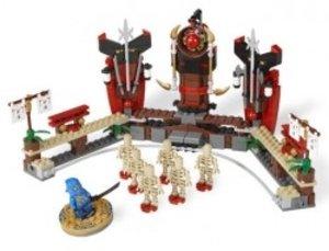 LEGO® Ninjago 2519 - Skelett Bowling