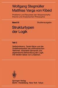 Selbstreferenz, Tarski-Sätze und die Undefinierbarkeit der arith