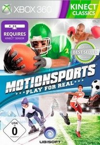 MotionSports Kinect Classic (Relaunch)