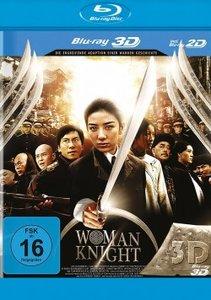 Woman Knight-Blu-ray Disc 3D