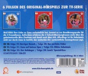 H2O - Plötzlich Meerjungfrau! Boxset 4. Folgen 19-24